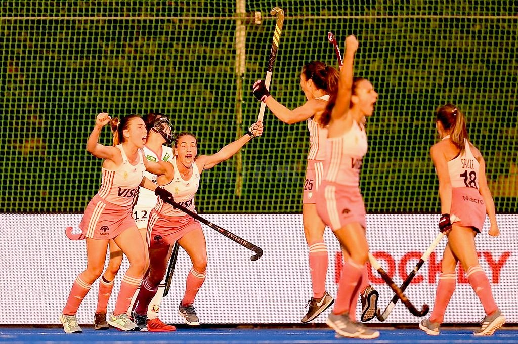 <strong>Foto:</strong> @ArgFieldHockey
