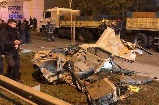 Conmoción por la muerte de cuatro jóvenes en un confuso episodio: tres policías fueron desafectados -