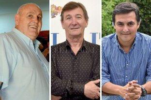 Estas son las listas completas para las elecciones de Unión - Spahn, Decoud y Villarreal. -