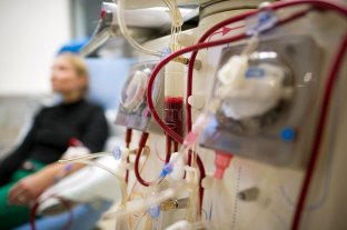 Están en riesgo los tratamientos de diálisis de más de 30.000 pacientes en todo el país