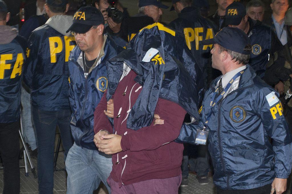 Crimen de Olivares y Yadón: el supuesto tirador admitió que manipuló un arma, pero no sabe quién disparó