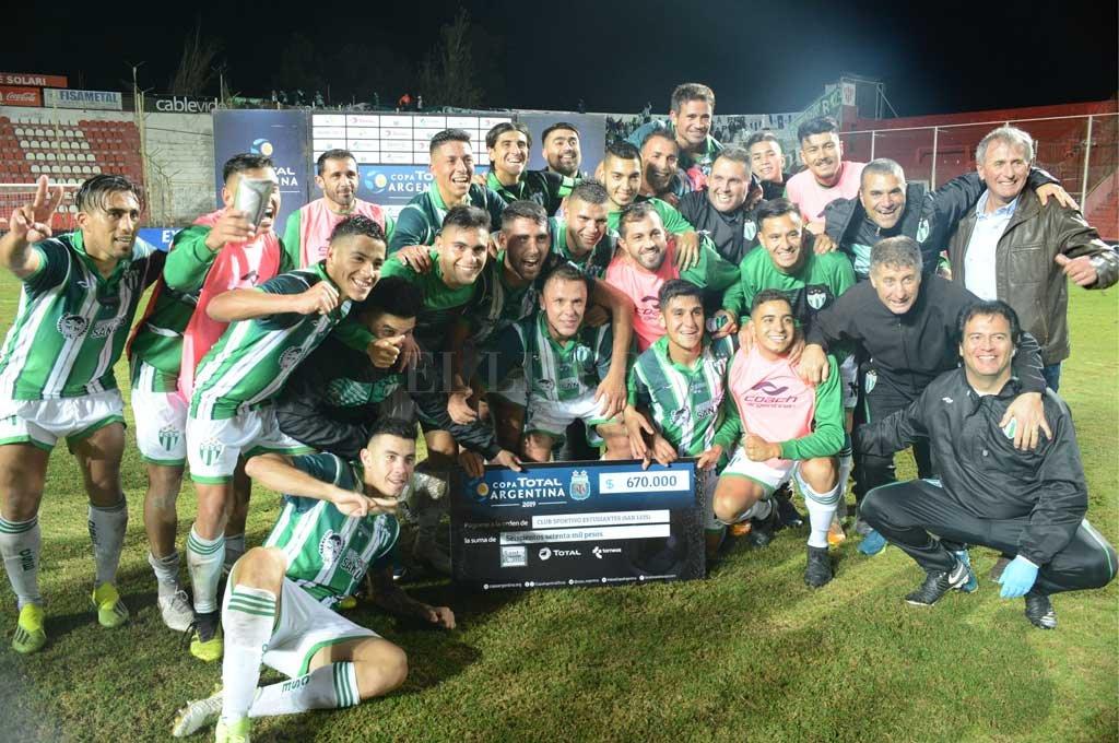 San Lorenzo quedó eliminado en manos de Estudiantes de San Luis