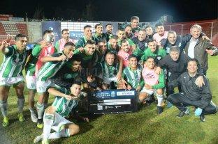 San Lorenzo quedó eliminado en manos de Estudiantes de San Luis -  -