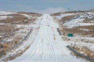 Córdoba: Por la nieve continúa cerrado el camino de las Altas Cumbres -