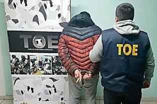 Efectivos del TOE recapturaron a un imputado por un homicidio de 2015 -  -