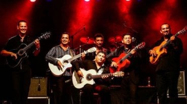 The Gypsies en el Centro Cultural Provincial
