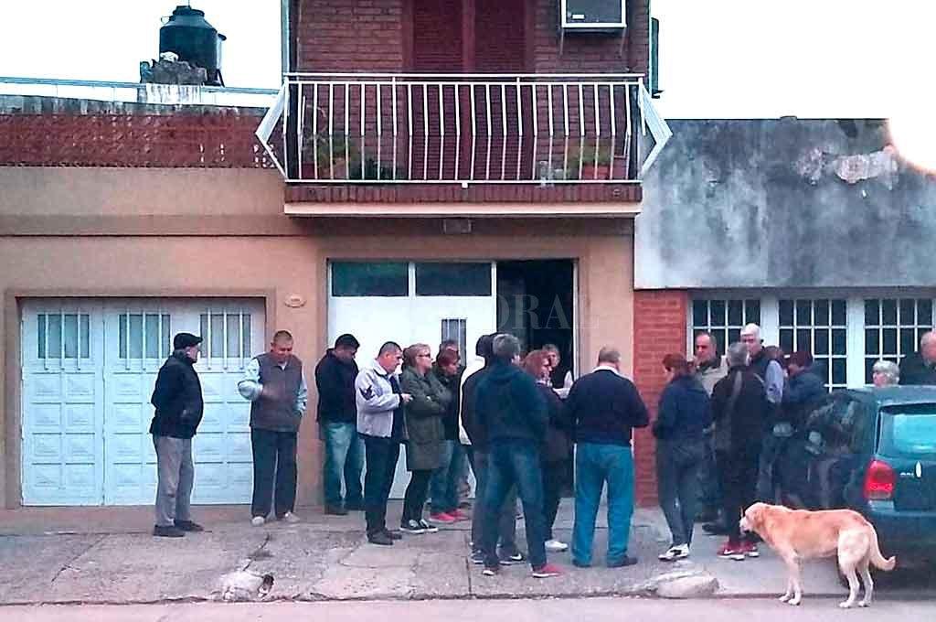 Hartos. Los vecinos mantienen reuniones permanentes para luchar contra el delito. <strong>Foto:</strong> Gentileza.