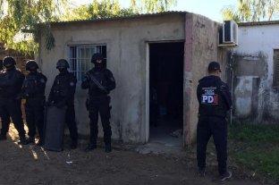 Un detenido tras allanamientos por droga en Santa Fe y Recreo  -  -