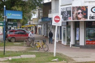 El comercio santotomesino acorralado por la inseguridad  - En cualquier lado. La mayoría de las avenidas comerciales de Santo Tomé es víctima de los delincuentes. Luján (foto), 7 de Marzo, Candioti, 25 de Mayo y Alberdi son algunos de los puntos elegidos para actuar.   -