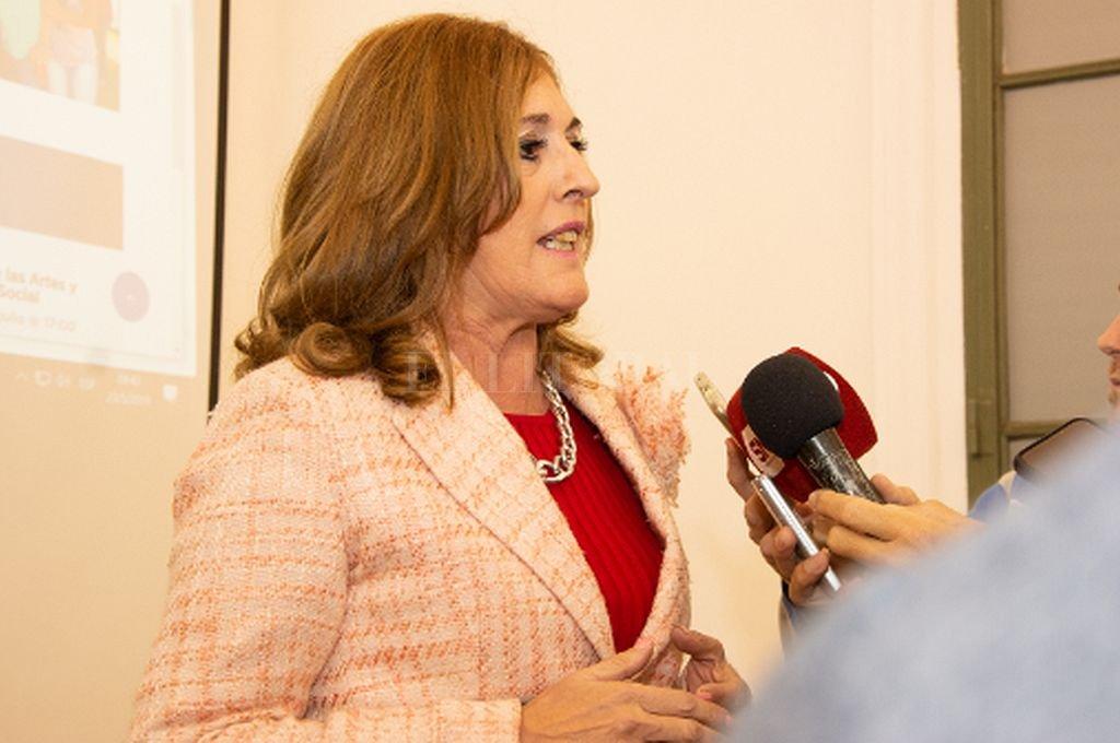 """""""Chuchi"""" Molina transparentará su actividad legislativa y los subsidios en el Senado"""