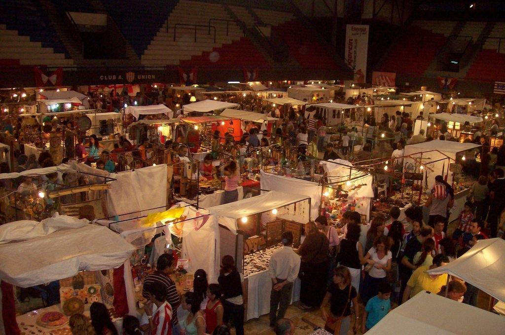 Este viernes comienza la 15° edición de la Feria Artesanal del Club Unión
