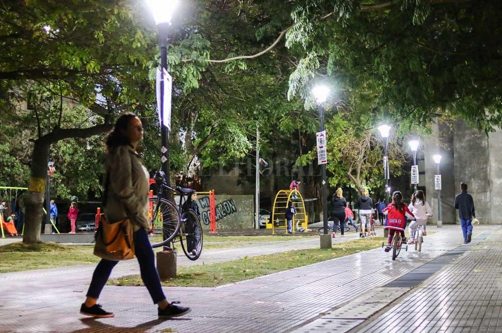 La provincia inaugura obras de mejoramiento en Barrio El Pozo