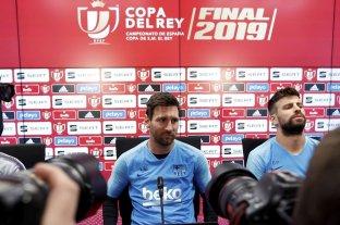 Messi apoyó la continuidad de Valverde como DT y dijo que la derrota ante Liverpool aún duele -  -