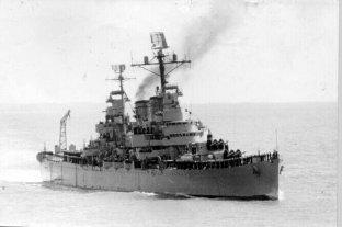 Malvinas: familiares de las víctimas del Crucero Belgrano viajarán a donde fue hundido -  -
