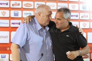 Spahn confirmó la continuidad de Madelón como DT de Unión
