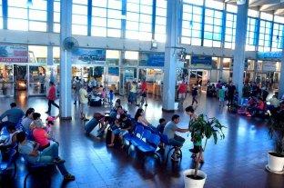 Agredieron al personal de seguridad de la Terminal y fueron detenidos -