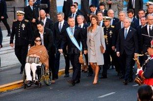 """Ante Macri, Poli pidió """"un gran pacto nacional sin intereses sectoriales"""""""