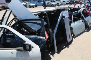 Imputado por venta ilegal de autopartes deberá pagar 2 millones de pesos
