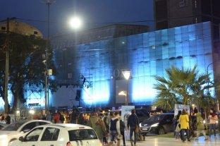 """Una """"sinfonía azul"""" dio la bienvenida a los nuevos espacios de """"El Molino""""  -"""