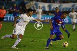 Tigre, el primer finalista de la Copa de la Superliga -  -