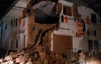 Un terremoto sacudió a Perú y se sintió en Colombia -  -