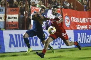 Horario y TV: Boca y Argentinos Juniors se juegan el pase a la final -  -