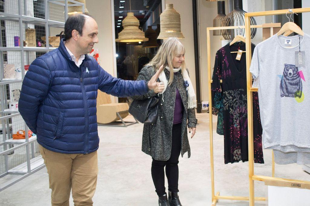 """""""Proponemos que el Molino Franchino sea la sede permanente de Diseña Santa Fe"""""""