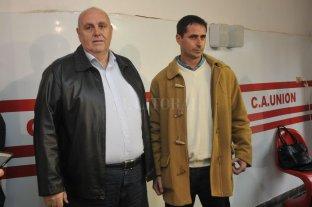 Zuccarelli salió a aclarar qué fue lo que negoció Spahn - En Buenos Aires se dijo que Madelón no había arreglado la continuidad en Unión, desmintiendo lo que se había informado oficialmente por parte del club. Martín Zuccarelli salió a aclarar qué fue lo que realmente habló el presidente Spahn con el entrenador tatengue. -