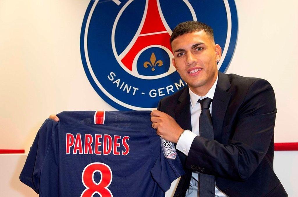 A Boca le habrían robado 500.000 euros del pase de Paredes al PSG