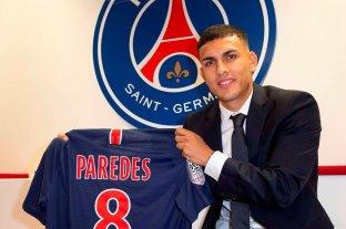 A Boca le habrían robado 500.000 euros del pase de Paredes al PSG -  -