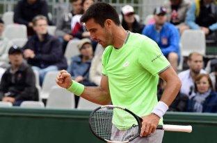 Tras cuatro años, Leo Mayer volvió a ganar en Roland Garros -  -