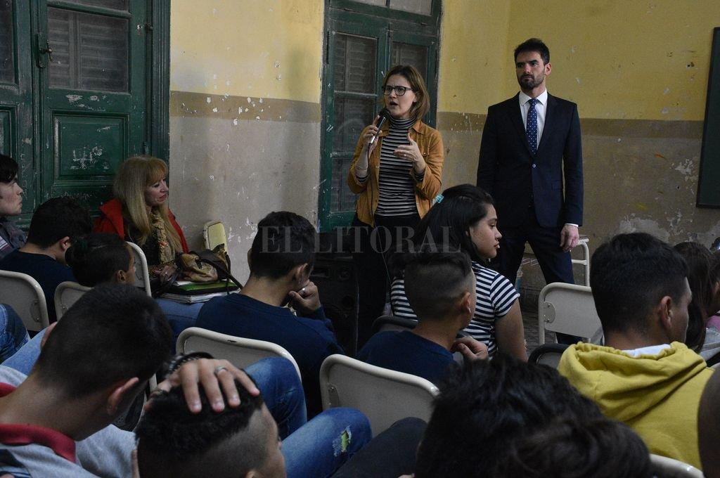 Fiscales del MPA reanudaron las charlas sobre grooming