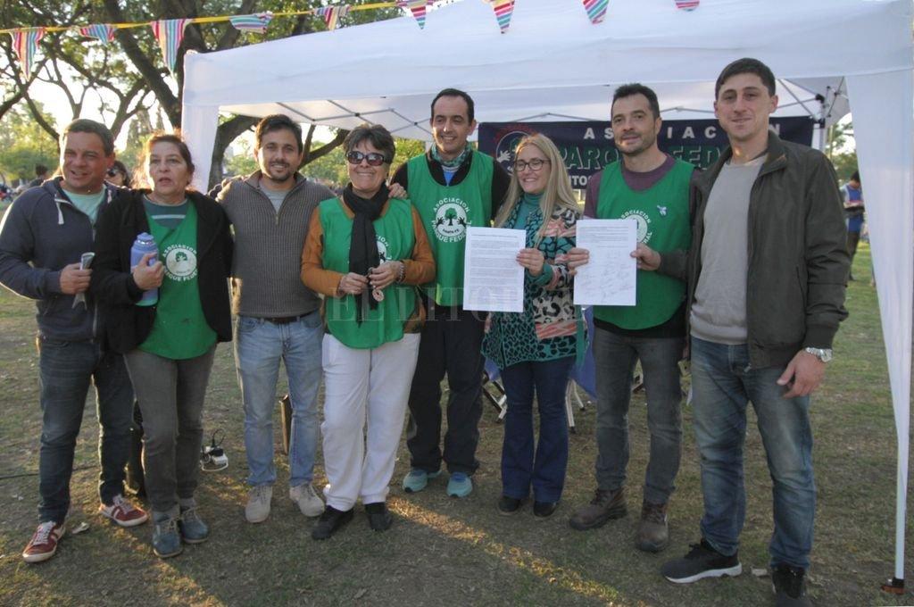 La asociación Parque Federal pidió el compromiso de los candidatos locales