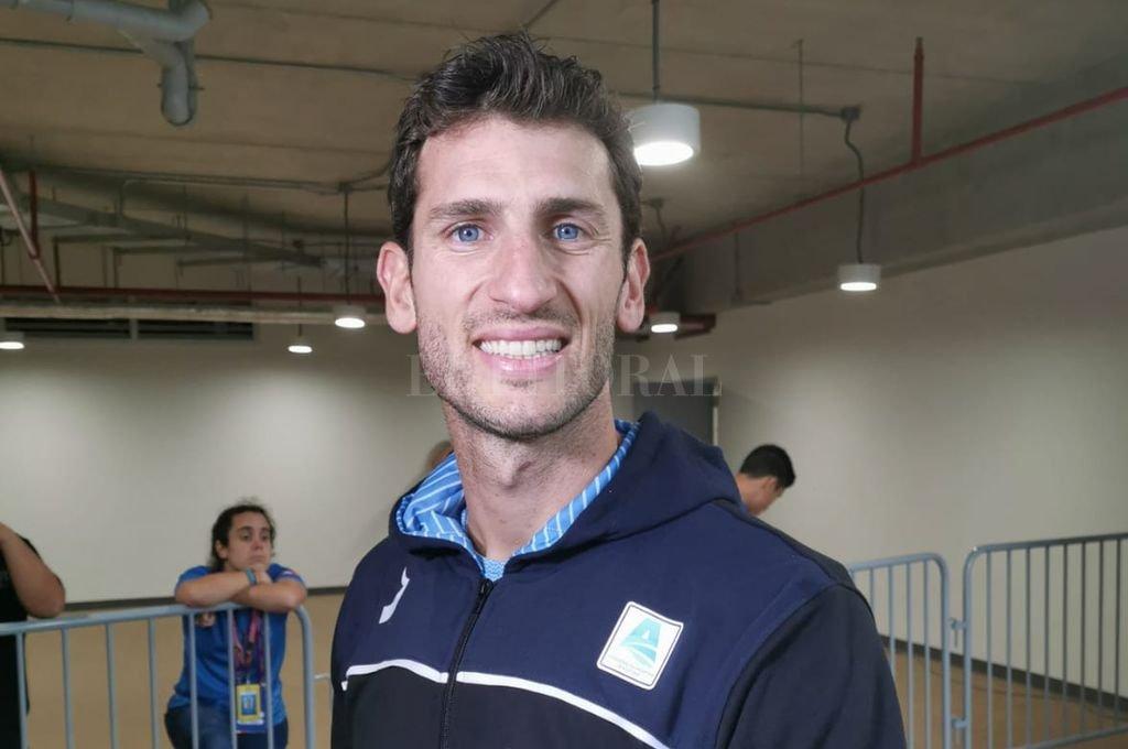 """Chiaraviglio: """"Pasó una gran oportunidad pero sigo entrenando para Doha"""""""