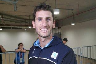 """Chiaraviglio: """"Pasó una gran oportunidad pero sigo entrenando para Doha"""" - El santafesino compitió el primer día con lluvia y no pudo cumplir su objetivo de retener el título y saltar más alto. -"""