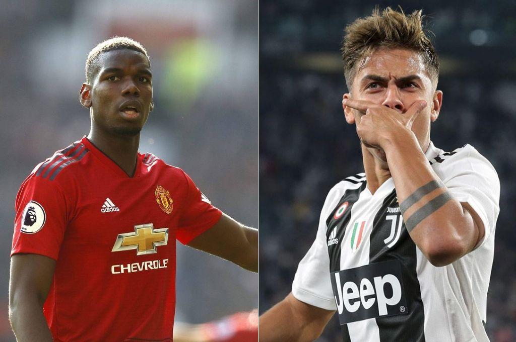 La Juventus habría ofrecido a Dybala como intercambio por Pogba