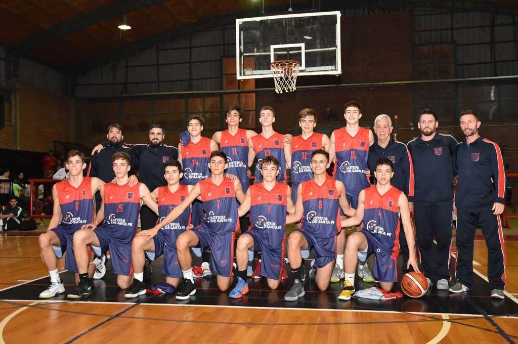 Santa Fe está en semis del Argentino U15