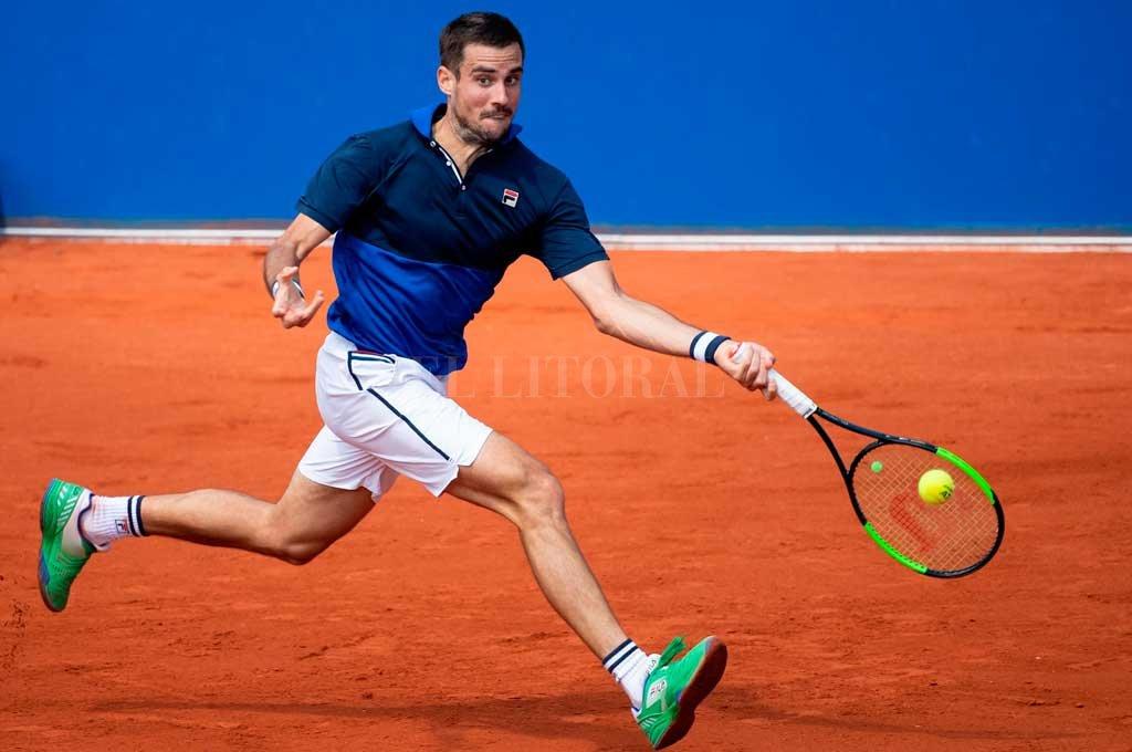 Londero avanza con su sueño en Roland Garros