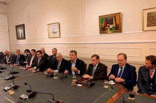 Etchevehere enfatizó la política de apertura comercial de Argentina