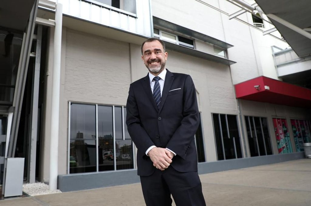 """""""Es un inmenso paso adelante"""", remarcó Alejandro Morán, responsable global de la empresa Everis, que diseñó el nuevo sistema. <strong>Foto:</strong> Gentileza"""