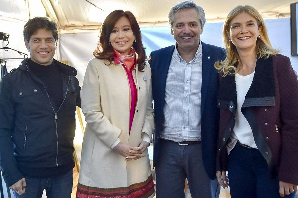 <strong>Foto:</strong> Twitter @CFK