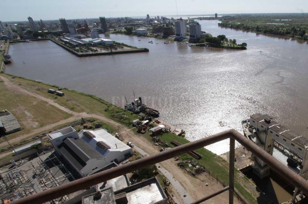 La actividad se realizará en el puerto <strong>Foto:</strong> Archivo El Litoral
