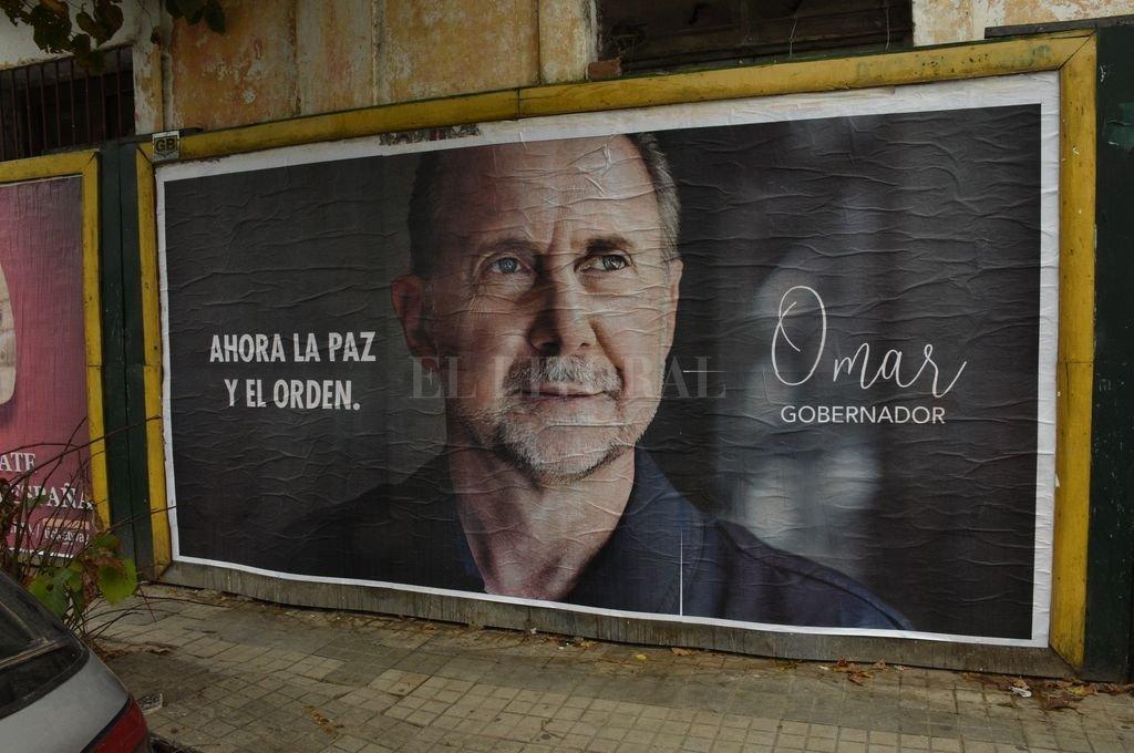 Mensaje. La oposición no pasó por alto el slogan de campaña de Omar Perotti. Crédito: Guillermo Di Salvatore
