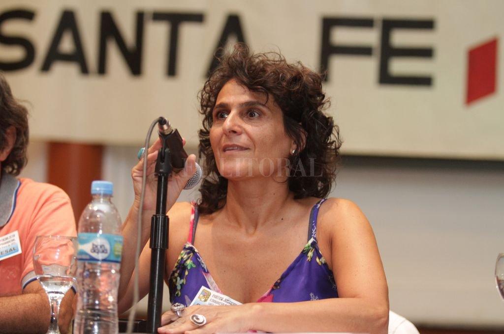Norma López, concejala de Unidad Ciudadana. Crédito: Manuel Fabatía - Archivo El Litoral