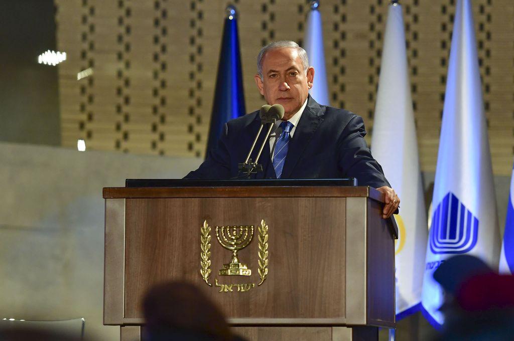 El primer ministro Benjamin Netanyahu no logó formar una coalición de gobierno. <strong>Foto:</strong> DPA