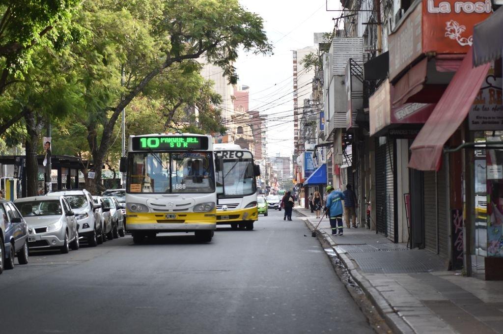 Colectivos: cambios en los recorridos por la Cumbre del Mercosur