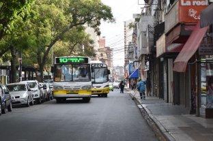 Colectivos: cambios en los recorridos por la Cumbre del Mercosur -  -