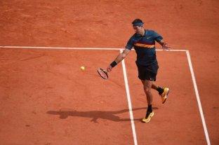 Del Potro quiere meterse en octavos de final de Roland Garros