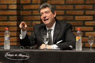 El ministro Rosatti abrió el Curso de actualización jurídica en materia federal