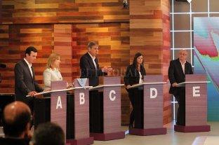 Los candidatos a la intendencia debatieron y se sacaron chispas
